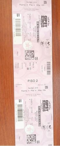 boletas para el concierto gipsy kings 28 feb