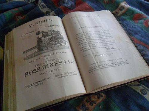boletin de la sociedad nacional de agricultura 1891 xxii