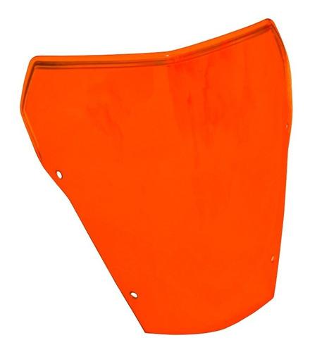 bolha de acrilico laranja xt 660 (todas) plasmoto