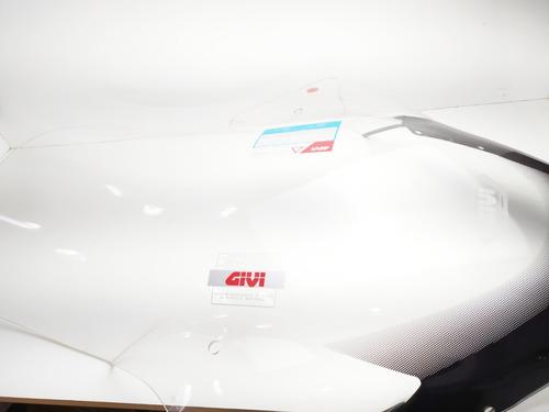 bolha givi com suporte suzuki burgman 400 2006 em diante