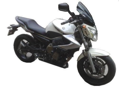 Bolha Parabrisa Cb300 Hornet 600 Yamaha Xj6 E Kawasaki