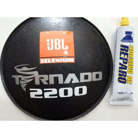 Bolha Protetor P/fal. Jbl Selenium Tornado 2200 160mm + Cola