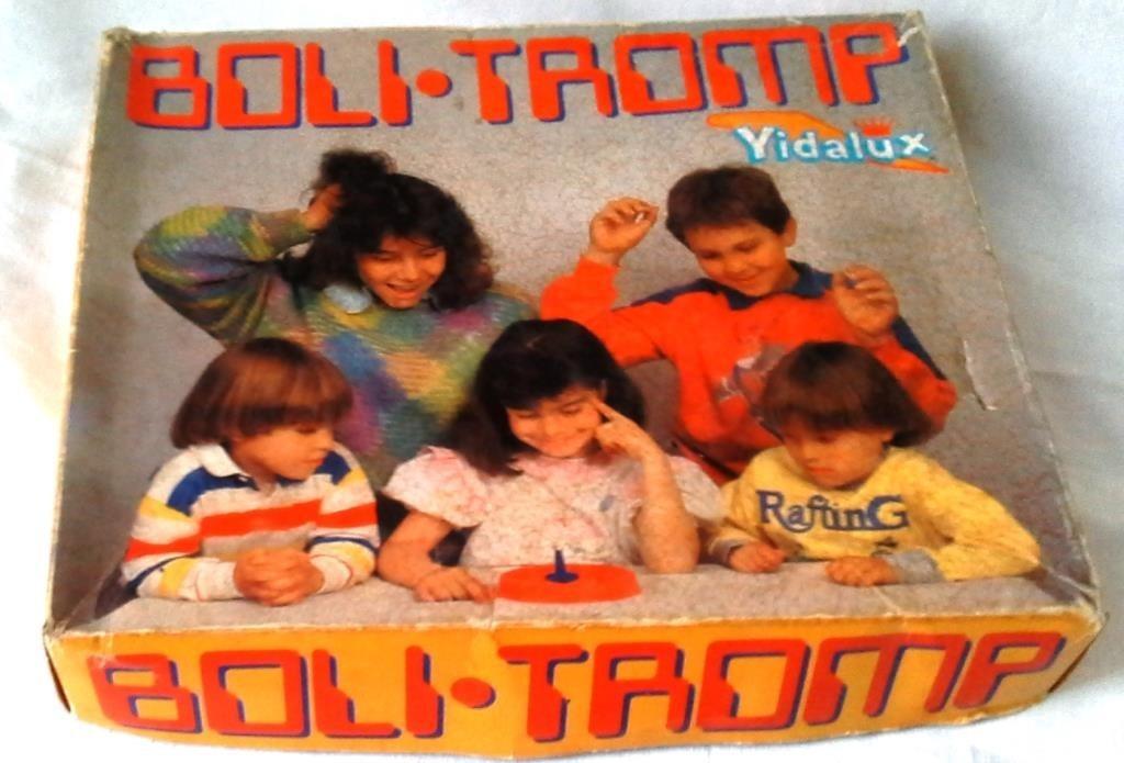 Boli Tromp Yidalux Juego De Mesa Original Anos 70 80 230 00