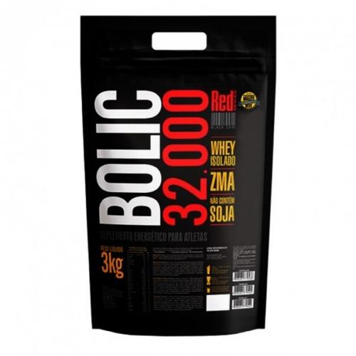 bolic mass 32000 3kg - red series