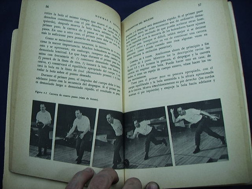 boliche (bowling) - norman e. shorwers