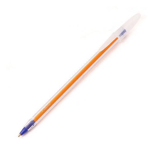 bolígrafo bic cristal precision. 0.8mm. color azul - x unida