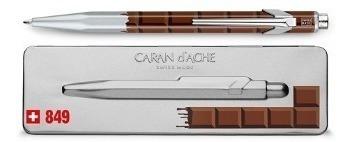 bolígrafo carandache 849 totally swiss chocolate 849.752
