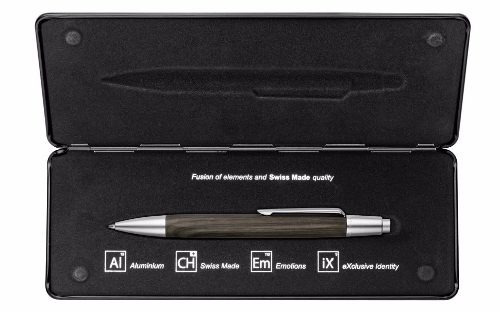 bolígrafo carandache alchemix wenge 4881.495 | envío gratis