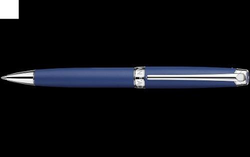 bolígrafo carandache léman azul mate 4789.449 | agente of.