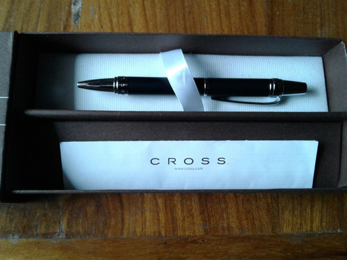 boligrafo cross