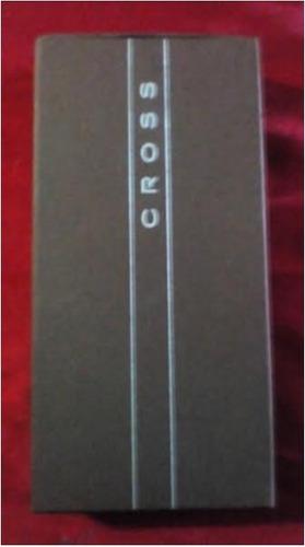 boligrafo cross original 100% nuevo  con certificado