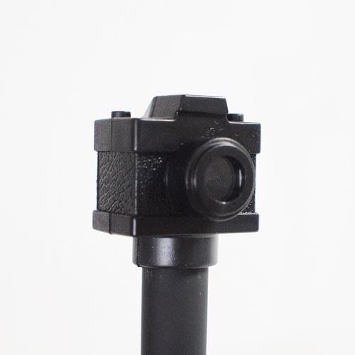bolígrafo de cámara