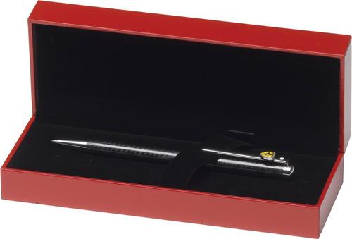 bolígrafo ferrari intensity - fibra de carbono - grabado