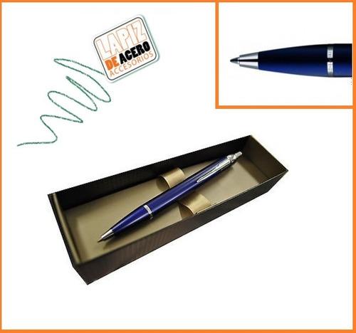 bolígrafo parker personalizado im blue ref.8732