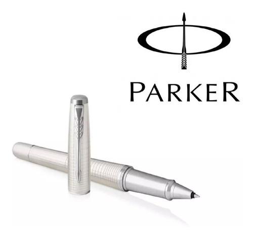 bolígrafo parker urban perla  tinta rollergel color  negro