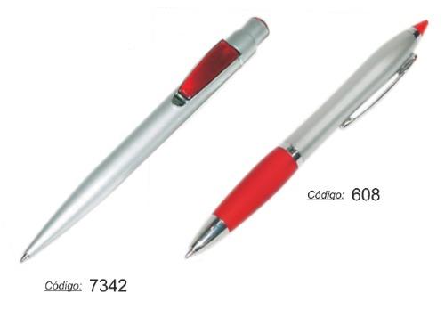 bolígrafo personalizados impresiones tampografia pop