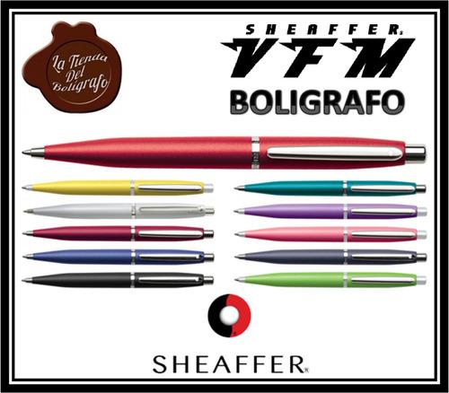 boligrafo sheaffer vfm ref. 9400 - unidad a $70000