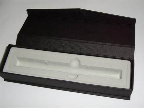 bolígrafo touch de acero inoxidable personalizdo con estuche