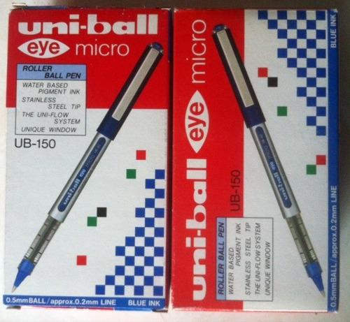 boligrafo uni-ball eye micro ub-150 ts511