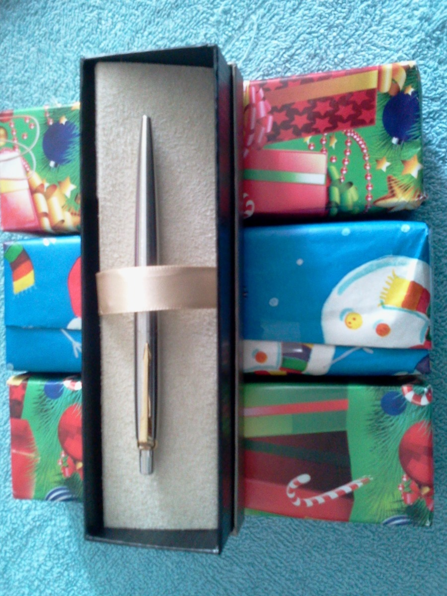Bolígrafos Parker Regalo De Navidad-oferta Solo Por Hoy - Bs. 3.000 ... a60bff654cfe