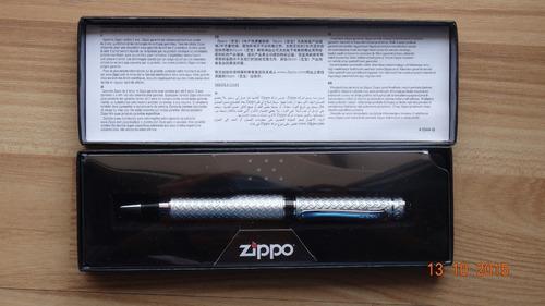 boligrafos rollerball/ ballpoint marca zippo nuevos importad