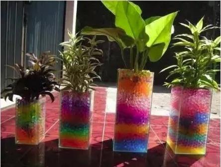 bolinha gel decoração