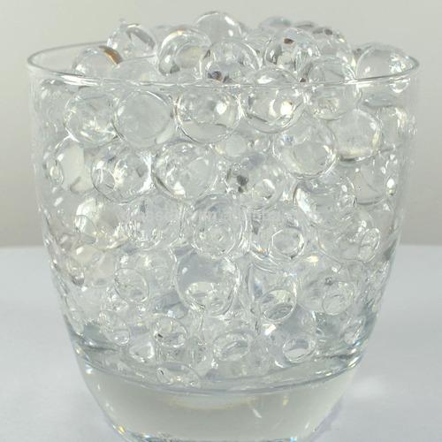 bolinha gel festa cresce água orbeez 1000 bol. transparente