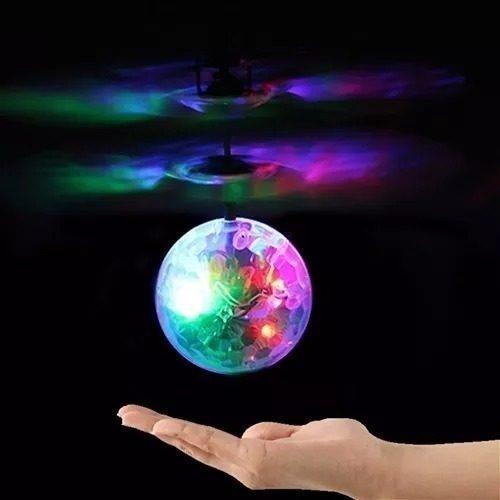 bolinha voadora flying ball fly ball mini drone recarregável