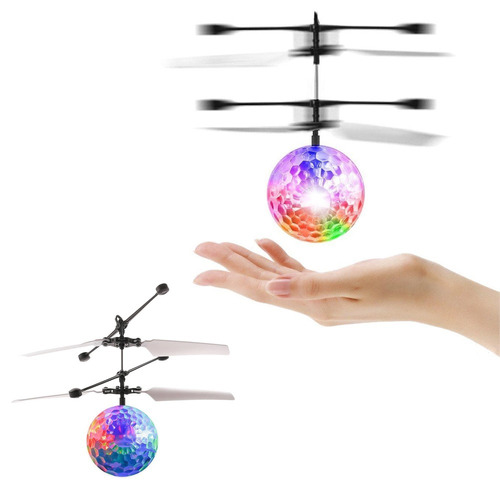 bolinha voadora flying ball fly bola helicoptero mini drone