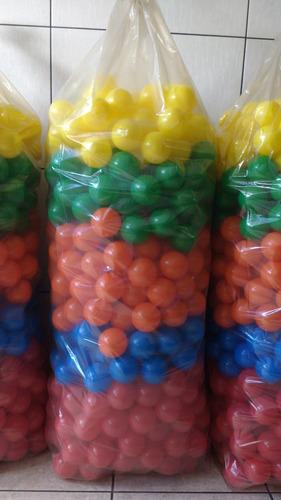 bolinhas para piscina pacote com 500 unidades !!!!