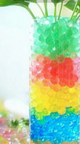 3b355c32f Bolitas De Biogel Multicolor X 20 - $ 150,00 en Mercado Libre