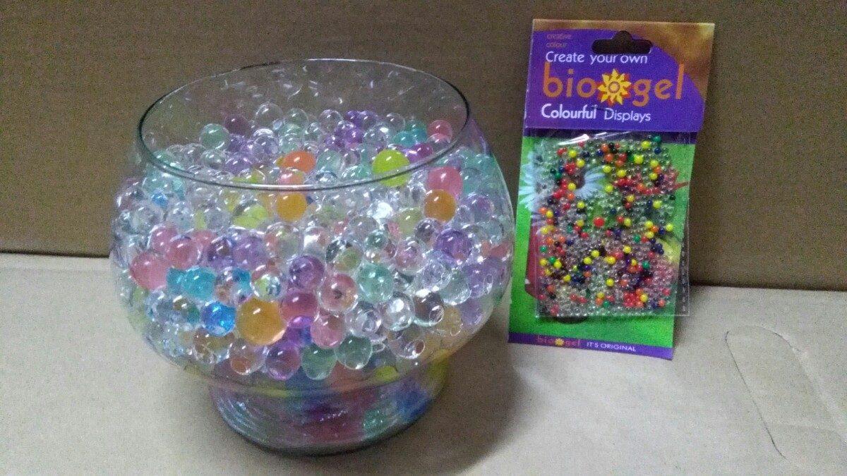520607cd6 bolitas hidrogel bio gel 1 sobre individual x 500 unidades. Cargando zoom.