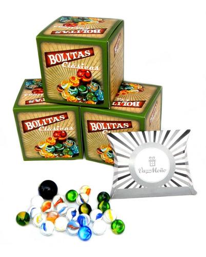 bolitas surtidas x24 + 1 bolon presentacion en caja regalo
