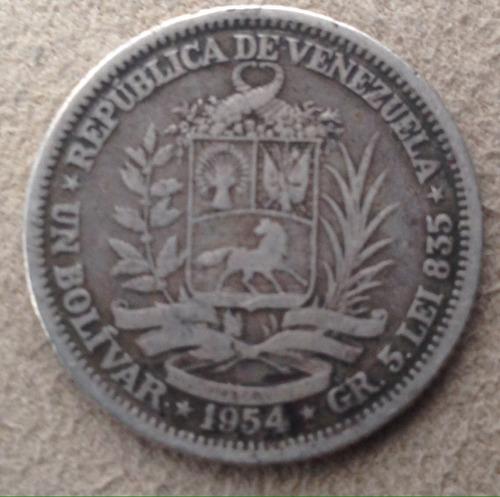 bolivar 1954 lei 835