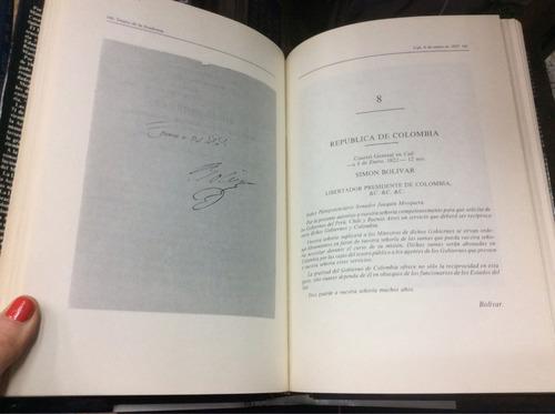 bolívar. cartagena 1812 santa marta 1830. historia colombia