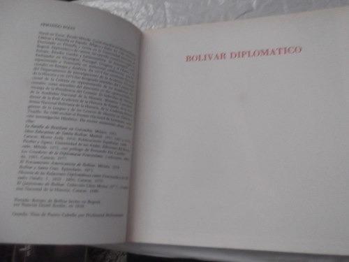 bolivar diplomatico armando rojas cuadernos lagoven ilustrad