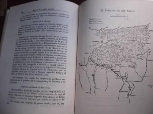 bolivar y el arte militar vicente lecuna ilustrado lujo 1955