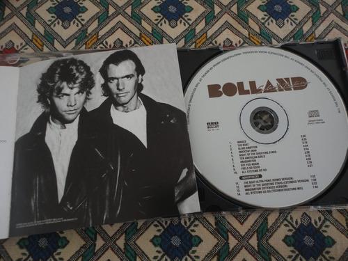 bolland & bolland - cd silent partners (1984) 4 bônus dance