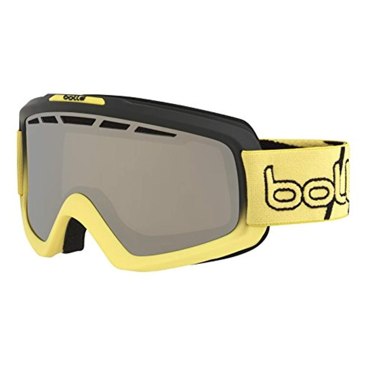 0d97e7a05e bolle 21076 nova ii gafas de esquí, blanco mate y naranja. Cargando zoom.