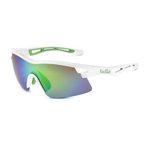 51c7c54c95 Bolle Gafas De Sol Vortex, Marco Borde Verde Blanco... - $ 112.990 ...