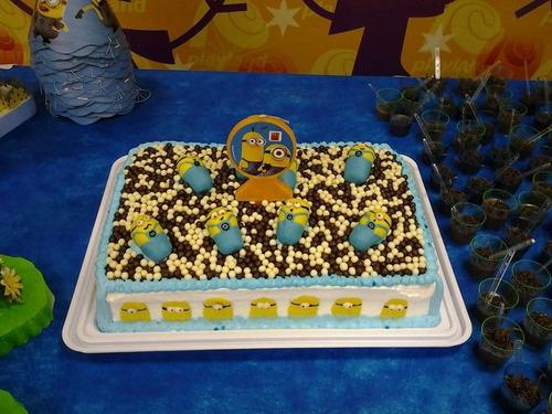 bolo língua de gato com confete 1kg aniversário evento festa