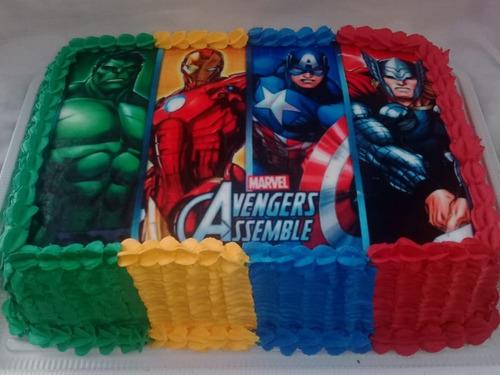 bolos de aniversario e doces