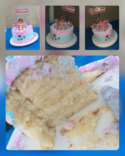 bolos decorados para todas as ocasiões