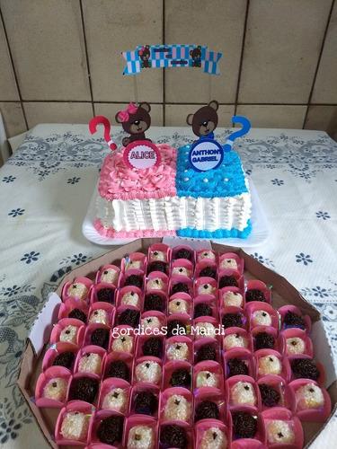 bolos e kit's festas em promoção apartir de 95,00