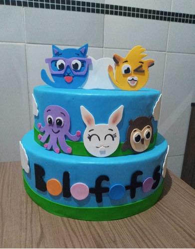 bolos fake s.festa confeccionamos qualquer tema