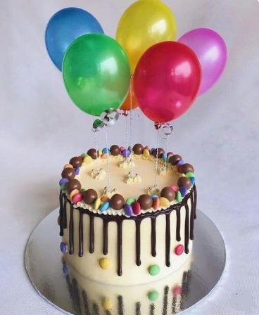 bolos festas decorados