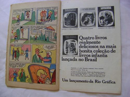 bolota edição colorida nº17 jun 69 rge raro leia anúncio!