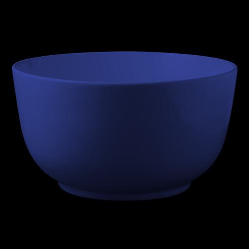bols olmos® 2.500 cc. 22 cm. azul oceánico línea aquarella