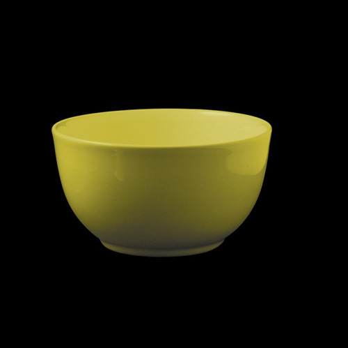 bols olmos® 500 cc. 14 cm. amarillo línea aquarella