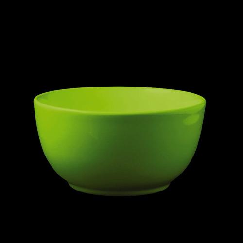 bols olmos® 800 cc. 16 cm. verde manzana línea aquarella